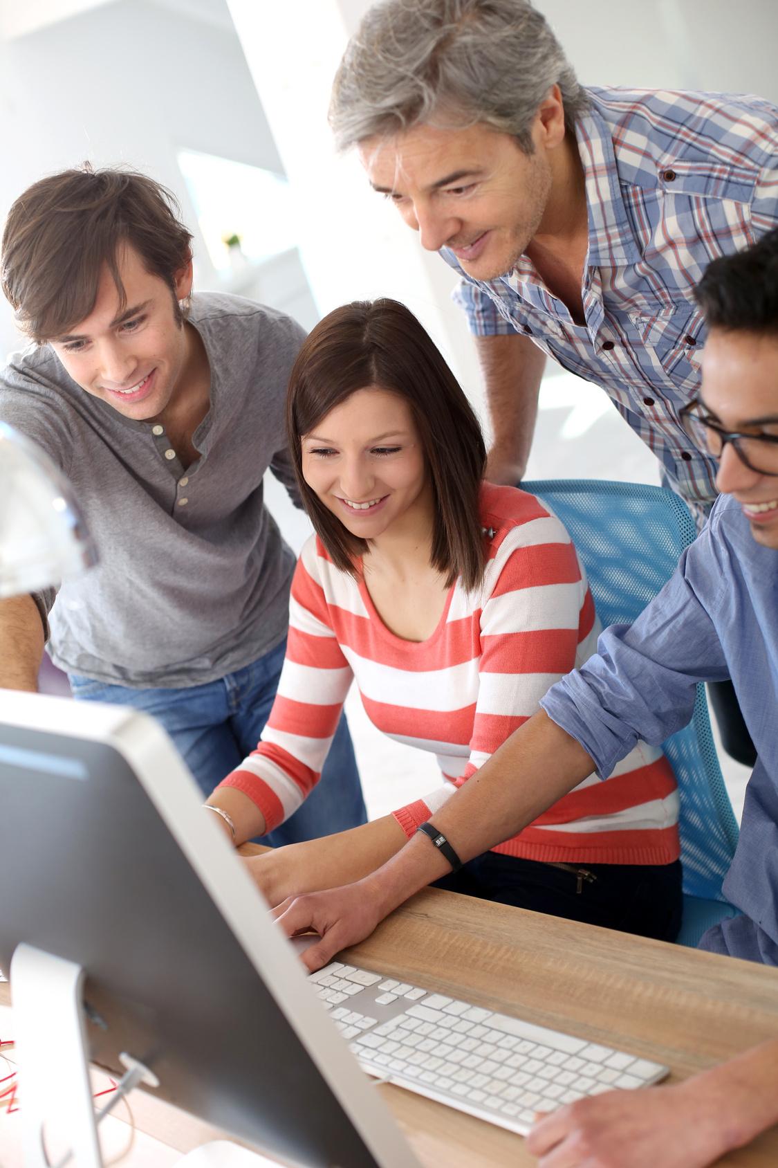 la formation en informatique sans dipl u00f4me   la solution au ch u00f4mage des jeunes et des seniors